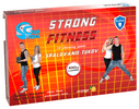 Žuvačky Strong Gum Fitness Spaľovanie tukov 10ks